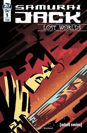 变体 武士杰克 Samurai Jack Lost Worlds