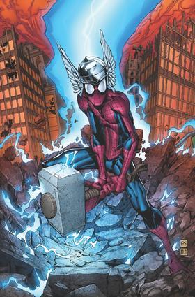蜘蛛侠 Marvel Action Classics Spider-Man Two In One