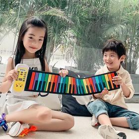 【一周左右发】钢琴初学者入门小乐器可折叠便携玩具儿童