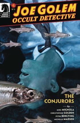 Joe Golem Occult Detective Conjurors