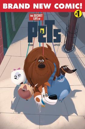 变体 Secret Life Of Pets