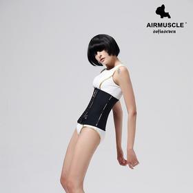 澳洲AIRMUSCLE远红外线发热束腰带 运动束腰带女健身收腹廋腰神器