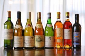 【上海】不可复制的白色经典,品味跨越60年的稀有老年份白葡萄酒