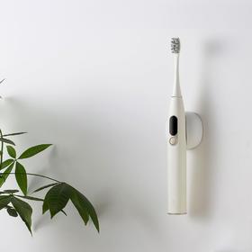 【智能显示触屏 Oclean X声波电动牙刷】悬浮收纳+监控刷牙评分 8大盲区检测,32级别清洁力度,4种模式切换,20套刷牙方案