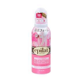 KRACIE嘉娜宝 Epilat泡沫脱毛膏 120g/瓶