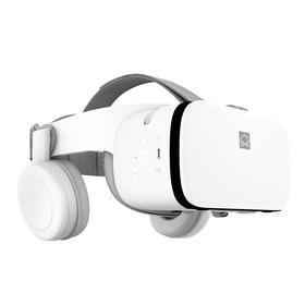 小宅VR眼镜Z6专业版(K歌版)VR一体机重低音高清私人影院 虚拟设计KTV带耳返功能