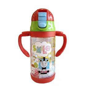 米奇迪士尼 托马斯儿童水杯 卡通吸管杯 MT9316【颜色门店自选】