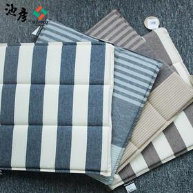 IKEHIKO/池彦日本进口印度棉坐垫办公室榻榻米学生加厚冬季椅垫