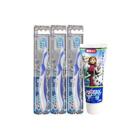 佳洁士 儿童牙刷/牙膏