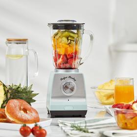 Toffy 日本复古式榨汁机K-BD1 电动便携式果汁杯 高颜值迷你料理破壁型家用果汁机