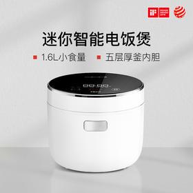 TOKIT迷你智能小型全自动多功能新款电饭煲锅1.6升家用宿舍1-2人