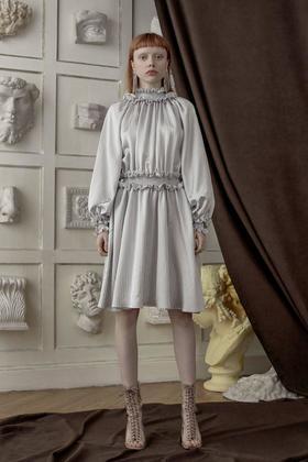 MSYEEYEE 19AW 条纹连衣裙