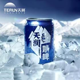 新疆特色天润奶啤 非奶非啤不含酒精 300ml*12罐