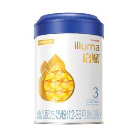 惠氏启赋3段奶粉900g新包装升级配方