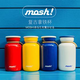 """日本 mosh 保冷保温水杯水壶!火遍日韩的""""牛奶杯"""",萌出天际!保温保冷,高颜值,小巧便携,耐氧化耐腐蚀,多色多款可选!"""