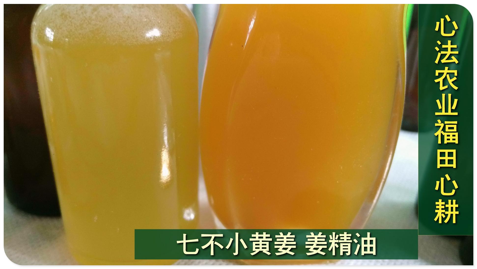 姜油七不姜复方精油 姜艾油 外热源 保湿外用美容护肤按摩解症消状 商品图3