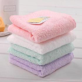 竟会有如此柔软的毛巾!超好用的棉花糖毛巾,用它洗脸,有种扑进棉花糖里的感觉,软软甜甜的超幸福!