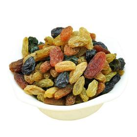 新疆三色葡萄干 | 营养丰富 入口香甜 15g/袋  8-40袋【严选X休闲零食】