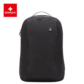 Swiza百年瑞士男女电脑包休闲时尚通勤双肩包多功能大容量旅行包