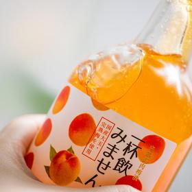 [此友梅子酒]摇一摇才能饮用的超浓郁完熟果肉梅酒 300ml/瓶