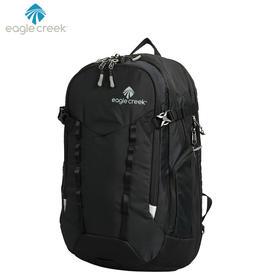 eaglecreek 休闲商务双肩包17寸大容量电脑背包书包男高中学生