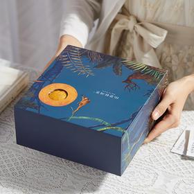 【65里林间茶】月光森林五种滋味.中秋礼献丨65里林间茶 中秋有机茶礼盒