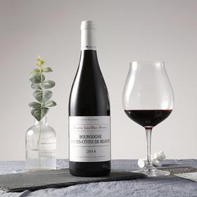 [勃艮第干红]勃艮第宝丽酒庄黑皮诺干红葡萄酒 750ml/瓶