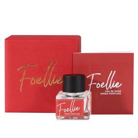韩国 Foellie私处香水5ml 红色(紫罗兰香)