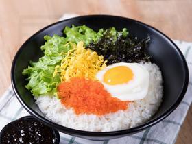 12.8元抢经典鱼籽拌饭+韩国饮料!好吃不腻的鱼籽饭,正宗韩国味