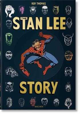 预订(45天发货)The Stan Lee Story,斯坦李的故事(普通非签名版)