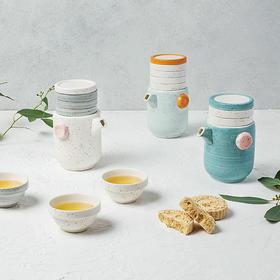 【好巢Wondernest 】小憩分享壶丨便携式旅行功夫茶具套装丨小罐茶茶具快客杯