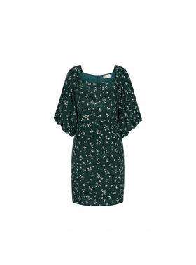 Aimee Dress 真丝印花半身裙