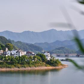 【杭州•千岛湖】花筑奢·千岛湖云宿 2天1夜自由行套餐