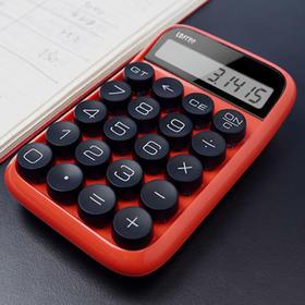 LOFREE 洛斐 EH113P 糖豆计算器 DOT圆点计数机计算机