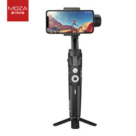 器材库 MOZA魔爪Mini-S手机稳定器vlog短视频防抖手持手机云台