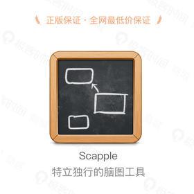 Scapple —— 特立独行的脑图工具