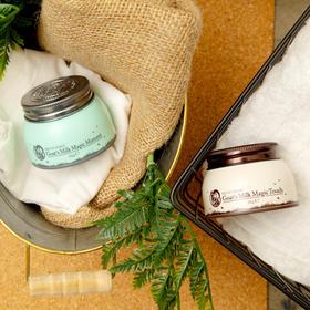 【一搓爆奶】Skin Nutrient澳肌莱羊奶爆奶霜,可做素颜霜,懒人专用,深层护理,美白肌肤,滋润保湿,全面提供滋养的护肤精华