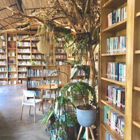 【单身专题】走进重庆北仓文创园图书馆,遇见爱情故事。