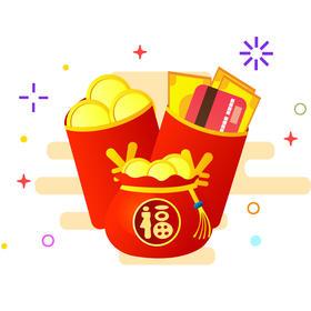 【半岛商城】惊喜福袋 内含5种大礼包