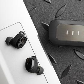 「升级新款 | 钛空舱特惠价」FIIL T1 X(二代升级款)曜石黑 真无线蓝牙入耳式耳机