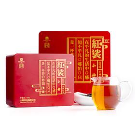 【半岛商城】大商茶园 红裟(小种)4g*50袋/盒