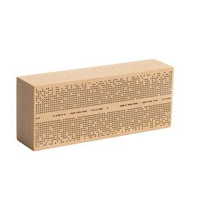 本来设计方角摩尔斯八音盒