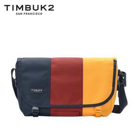TIMBUK2黄色/红色经典款信使包街头时尚嘻哈出勤