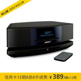 BOSE Wave SoundTouch IV 妙韵4代无线蓝牙音箱音响CD音响一体机家庭影院