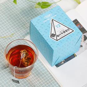 买2送1 分分钟桑叶牛蒡菊花茶 花草茶 袋泡茶 进口玉米纤维茶包