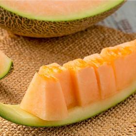 新疆哈密瓜2250g脆甜多汁鲜嫩爽口当季新鲜水果新鲜直达