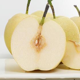 河北皇冠梨新鲜当季时令甜美多汁梨子水果整箱5斤2500g新鲜直达