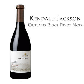 肯道杰克逊 庄园奥特兰之脊黑皮诺,美国 Jackson Estate Outland Ridge Pinot Noir USA