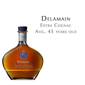 德拉曼干邑白兰地,法国大香槟区 Delamain Extra Cognac (average 45 years old), France Grande Champagne