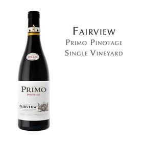 锦绣庄园单一葡萄园精选皮诺塔吉, 南非 帕尔 Fairview Single Vineyard Primo Pinotage, South Africa Paarl